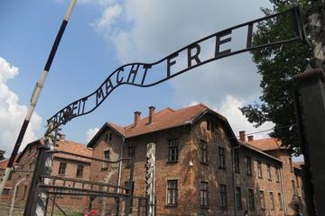 Auschwitz-Birkenau Tour from Krakow