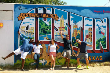 Day Trip Best of Austin Small-Group Guided Tour near Austin, Texas