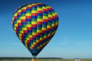 Hot Air Balloon Champagne Flight from...