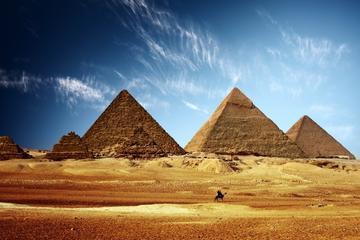 Attrazioni principali del Cairo: tour guidato di 2 giorni, incluso