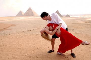 Excursión de un día a las pirámides de Guiza, el Museo Egipcio, la...