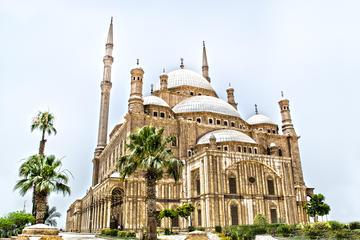 Excursion privée d'une journée à la découverte des quartiers copte et...