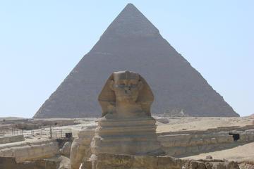 Lo más destacado de las Pirámides: excursión privada de un día a las...