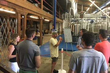 Day Trip Wilmington's NC Coastal Craft Brewery Tour near Wilmington, North Carolina
