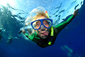 Full-Day Snorkeling Rental Package