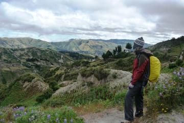 4-Day Overnight Andes Trekking and Horseback Riding