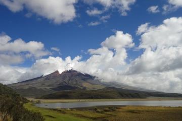 Excursão pelo Vulcão Cotopaxi saindo...