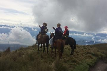 Half-Day Cable Car and Horseback Tour...