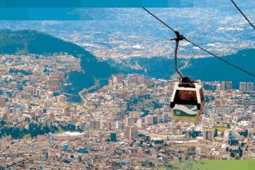 Quito City Tour, Cable Car Ride and Volcano Hike