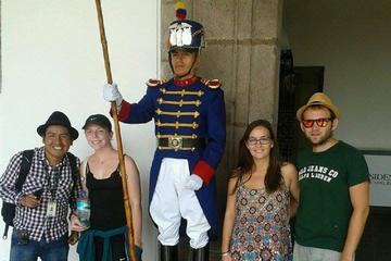 Small-Group Quito City Tour including Capilla del Hombre Art Museum
