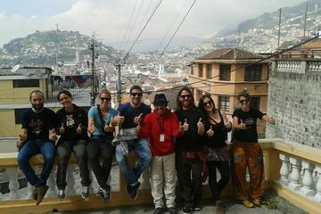 Small Group Quito Discovery Walking Tour