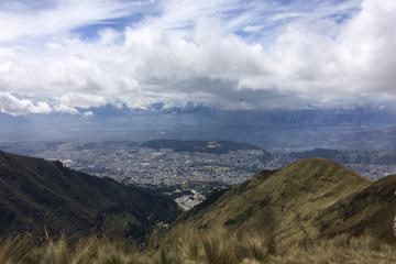 Visite de la ville de Quito, y compris le Teleférico et la Mitad del...