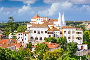 Excursion privée d'une journée à Sintra, Cabo da Roca et Cascais au...