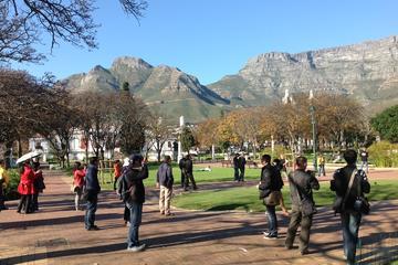 Excursão histórica a pé na Cidade do Cabo