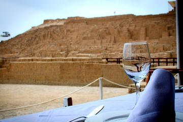 Tour de la ciudad interactivo y comida gourmet en Lima