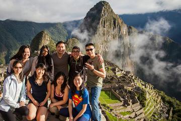 A clássica Trilha Inca até Machu Picchu: caminhada de 4 dias