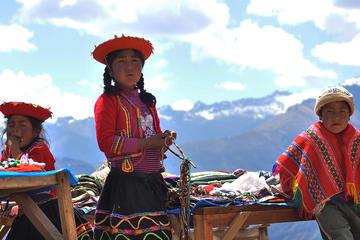 Ausflug mit Übernachtung zum Heiligen Tal und Machu Picchu