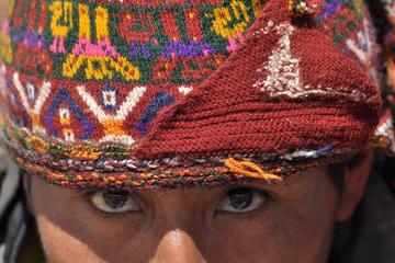 Caminata de 4 días por Cachicata a Machu Picchu