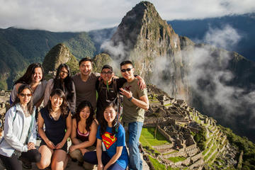 Classic Inca Trail to Machu Picchu...