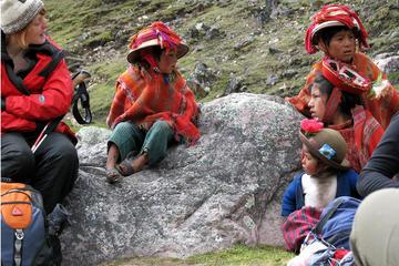Lares Trek to Machu Picchu from Cusco