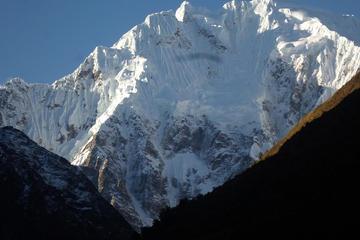 Salkantay-Wanderung nach Machu Picchu in 4 Tagen