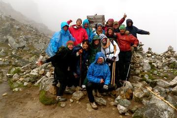 Trilha de Salkantay: 5 dias para Machu Picchu