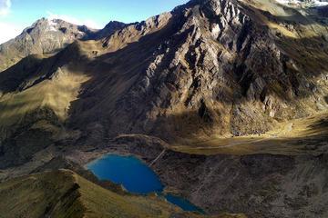 Trilha de Salkantay e Inca: expedição de 7 dias