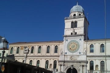 Tour a piedi per piccoli gruppi di Padova con affreschi di Giotto