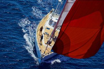 An Unforgettable Sunset Sailing Evening