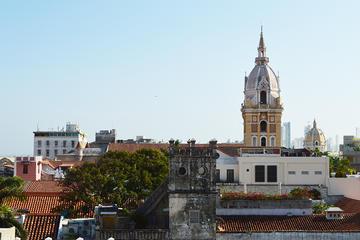 Excursão de arquitetura colonial de Cartagena