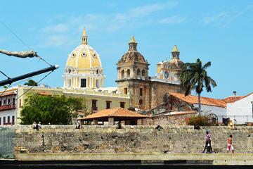 Excursão turística particular heroica em Cartagena