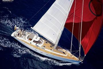 Sailing Yacht Charter from Cartagena to San Bernardo Islands