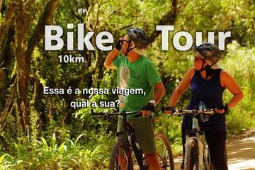 Tour de bicicleta (com piquenique)