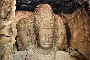 Mumbai Elephanta Caves Private Half-Day Tour