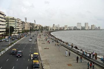 Mumbai Private Full-Day Sightseeing Tour
