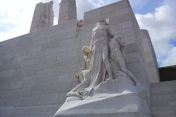 Canadian Somme and Flanders battlefield tour 2 days starting from Ypres or Bruges