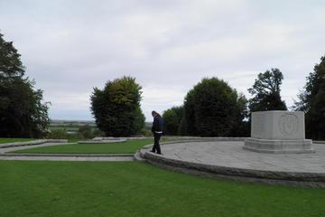 Excursão particular aos campos de batalha canadense na Bélgica e Vimy...