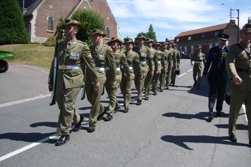 Visite en petit groupe consacrée au champ de bataille australien en...