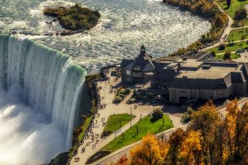 Tour di un giorno intero alle cascate del Niagara da Mississauga