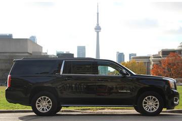 Tour privato alle cascate del Niagara in SUV
