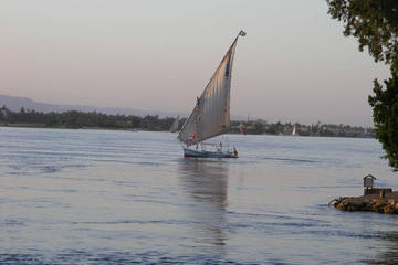 3-Hour Private Felucca Ride on The Nile from Luxor