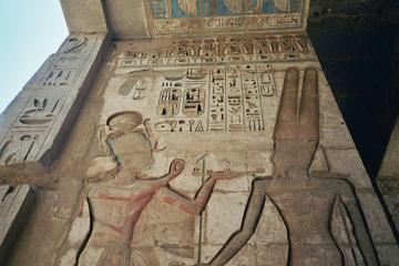 Day Trip to Habu Temple and Queen's Valley Tombs