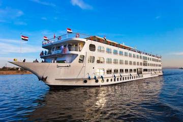 From HRG 3 Nights Nile Cruise Luxor to Aswan