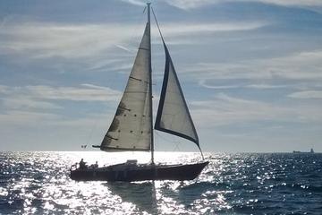 Viagem marítima saindo de Porto...