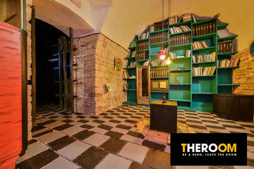 TheRoom Occultica: Largest Escape Game in Prague