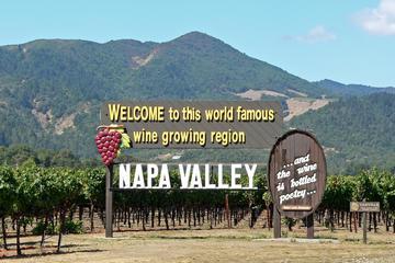 Recorrido vinícola en el valle de Napa y Sonoma desde San Francisco