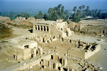 Day tour Abydos and Dendera temples from Luxor