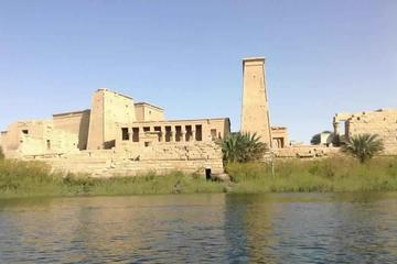 Day tour to Philae temple, unfininshed obelisk and High dam from Luxor