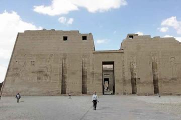 Tour to Habu temple and Ramseum in luxor west bank II