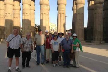 Tour to Luxor and Karnak temples in Luxor east bank